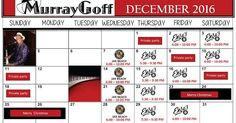 It's December 10 2016 at 11:00AM Plans for tonight? Be sure to catch Great Music with Murray Goff on the Piano this month. #Jacksonville #LiveMusic
