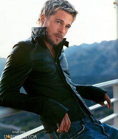 Brad Pitt, still hot, still cool!