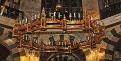 Lámpara de la Capilla Palatina de Aquisgran