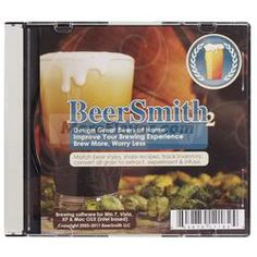 Homebrew Finds: More Beer: BeerSmith - Save 39% vs Direct, $16.95