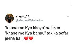 Haaayee m mrjavan 🙈❤ Pehla sawal to roz ka h Agle tk ka safar nibhana h 🙊❤ Shyari Quotes, Crazy Quotes, True Love Quotes, Love Quotes For Him, Mood Quotes, Attitude Quotes, Funny Quotes, Stupid Quotes, Truth Quotes