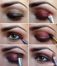 five Makeup Tricks That Make Brown Eyes Look Specific | Make Up #makeup #eye