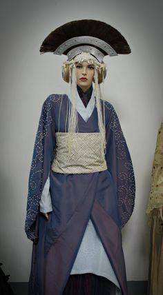 Queen Amidala Coruscant Kimono