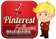http://SEOClerkz.com/ will I will add 600  Real Pinterest Followers for $5