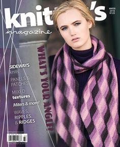 Knitters Magazine №125  Winter 2016 - 轻描淡写 - 轻描淡写