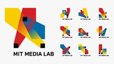 Richard The's identity for MIT Media Lab