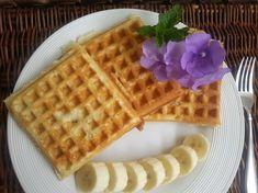 Waffles, Breakfast, Desserts, Food, Tailgate Desserts, Meal, Dessert, Eten, Meals