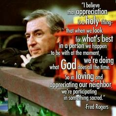 Discover and share Funny Mr Rogers Quotes Neighbor. Explore our collection of motivational and famous quotes by authors you know and love. The Words, Cool Words, Great Quotes, Quotes To Live By, Inspirational Quotes, Simple Quotes, Motivational Messages, Awesome Quotes, We Are The World