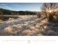 Country Roads, Moon Calendar, Morning Light, Colors, Pictures