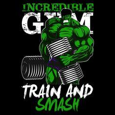 Hulk's GYM - NeatoShop