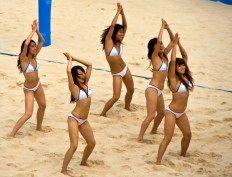 Finding the best anal bleaching cream · TD Health & Wellness Portal Hot Cheerleaders, Volleyball Pictures, Beach Volleyball, Zumba, Cheerleading, Bleaching Cream, Increase Stamina, Sport Girl