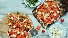 Italialaisen pizzan salaisuus