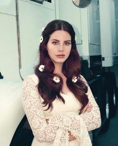 Lana Del Rey in Lust for Life photo shoot ♡
