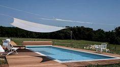 Gîte de Favières : la piscine