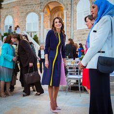 Queen Rania of Jordan June 21, 2015
