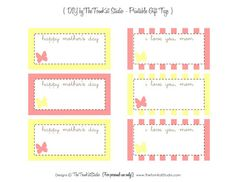 The TomKat Studio: {Free Printable} Mother's Day Designs!