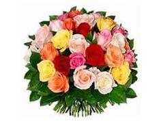 25 Mix Roses  http://goo.gl/ggEUtC Call: +91 903 007 1122