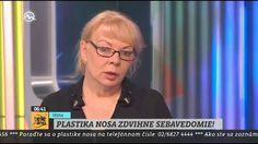 Pre všetkých tých, čo nestihli Teleráno na TV Markíza (8.6.2016) s našou pani MUDr. Jarmilou Hudákovou :-) Nech sa páči
