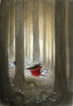 Linde Faas - De Rode Prinses (the red princess) ~ ٩(͡๏̯͡๏)۶