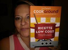 La nostra amica Oriana!! #cookaround #bur #rizzoli #book