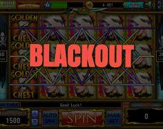 BLACKOUT (BET X3 - TOTAL BET 1500 - WIN 27000)