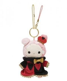 Sentimental Circus Shappo Queen of Hearts Hanging Plush
