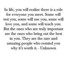 It's definitely always worth it Keep pushing