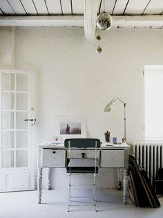 viaDEBI TRELOAR - Natural Home with Hans Blomquist #InteriorDesign - Ryan