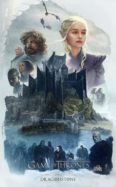 Game of Thrones : un fan a créé une sublime affiche pour chaque épisode de la saison 7 Game of Thrones: a fan has created a sublime poster for each episode of season 7 Art Game Of Thrones, Dessin Game Of Thrones, Game Of Thrones Saison, Game Of Thrones Funny, Game Of Thrones Series, Game Of Thrones Characters, Winter Is Here, Winter Is Coming, Game Of Throne Poster