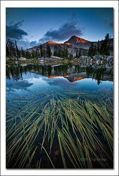 ✯ Eagle Cap Mountain - Oregon