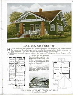 Sterling Kit House - The Ma Cherie