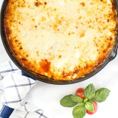 Replacing the pasta with zucchini in this Skillet Zucchini Lasagna recipe makes a delicious, easy-to-assemble, gluten-free dish for family meals. Zucchini Lasagna Recipes, Zucchini Pasta, Freeze Zucchini, Side Dish Recipes, Low Carb Recipes, Vegetarian Recipes, Ww Recipes, Side Dishes