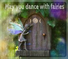 *+*Mystickal Faerie Folke*+*...May You Dance with Faeries!...By Artist Unknown...