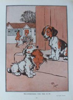 Cecil Aldin illustration