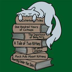 Cat Nap Shirts