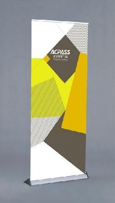 acpass expert display stand roll up banners Pull Up Banner Design, Standing Banner Design, Roll Up Design, Pop Up Banner, Flag Design, Banner Design Inspiration, Hanging Banner, Banner Stands, Vinyl Banners