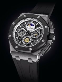 The exquisite Royal Oak Complication an $800k investment and only 3 exist in the world.