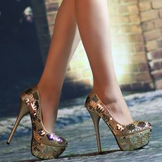 Sapatos Femininos Scarpins