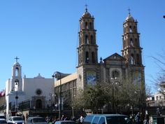 OUR LADY OF GUADALUPE IN JUAREZ