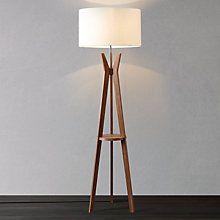 Buy i4DZINE Trafalgar Tripod Floor Lamp Online at johnlewis.com. 270.00