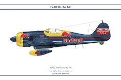 Red Bull Formula One concept fighter jet airplane