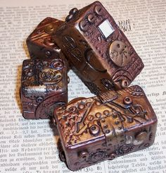 Steampunk blocks