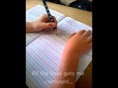 Dyspraxia and Handwriting