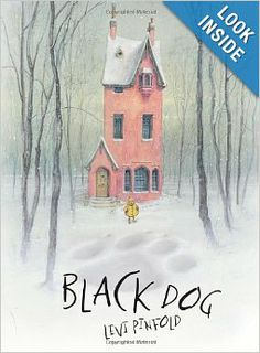 Black Dog: Levi Pinfold