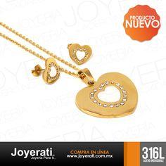 Un detalle que enamora, solo lo encuentras en #Joyerati