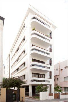Tel Aviv, Israel   Bauhaus Architecture