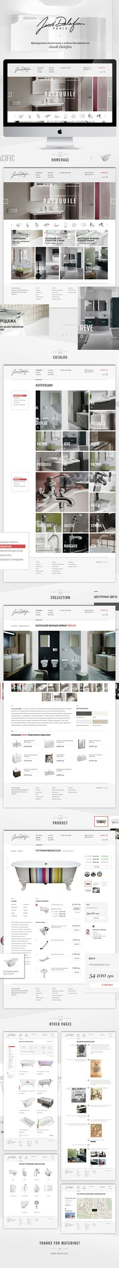 Jacob Delafon on Behance