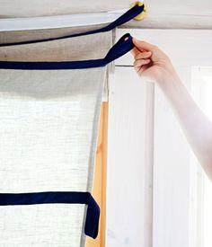 Ompele kätevät verhot – Kotiliesi