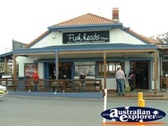 Fish heads Byron Bay - Best oysters in town