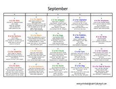 GREAT preschool website with TONS of fun and educational ideas...even has a monthly calendar of activities ~gotta start using this one right away :)